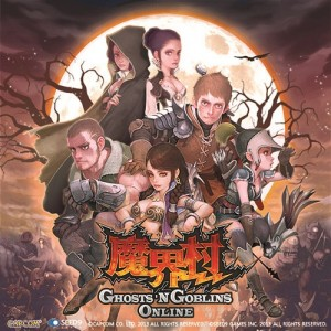 Ghost n' Goblins Online on Steam Greenlight for a Second