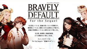 Bravely Default: For The Sequel Has Tons of Improvements
