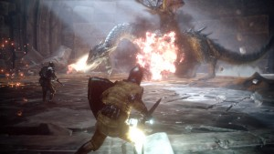 Deep Down Livestream from Tokyo Game Show 2013