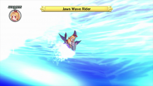Check Out the Jaws Wave Rider Attack in Some New Disgaea D2 Gameplay