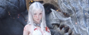 Drakengard 3 Gets a Beautiful TGS Trailer