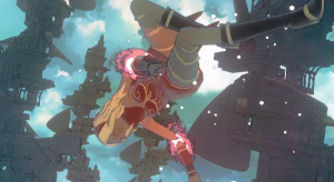 Gravity Rush is Getting a Sequel – Exclusive Teaser Trailer