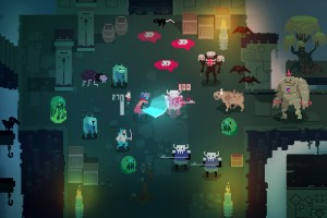 Hyper Light Drifter is Coming to PS4, Vita