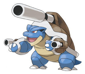 Check Out Pokemon Bank and the Mega Forms of Blastoise, Charizard and Venusaur