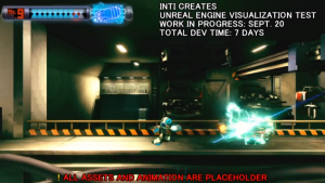 First in Game Footage for Mighty No. 9