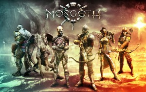 First Look at the Nosgoth Reboot