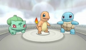 You Can Use The Original Starters in Pokemon X & Y