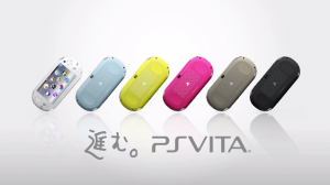 Here's a Crazy Commercial for the New Vita Model
