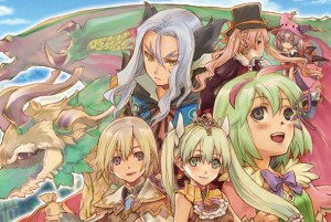 XSeed Announces Rune Factory 4 Ship Date