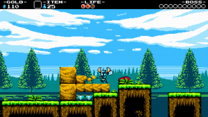 Shovel Knight Backers Can Vote for Playable Bosses