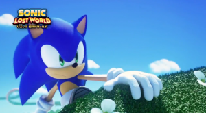 Sonic Lost World TGS 2013 Trailer