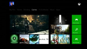 Xbox One Dashboard Possibly Leaked