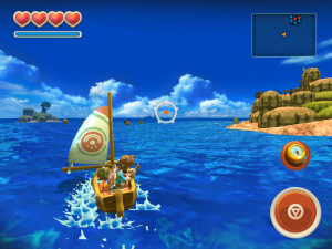 Oceanhorn: Monster of the Uncharted Sea is Sailing Onto iOS Today