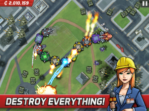 Colossatron: Massive World Threat is Out Now
