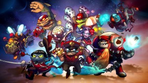 Awesomenauts Probably Won't Hit PS4 Until Next Year