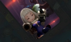 Debut Trailer for Bravely Second