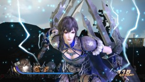 See Dynasty Warriors 8: Xtreme Legends Running on PS4