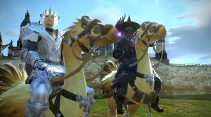 Final Fantasy XIV is Coming to PS4 in April