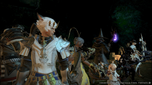 First Gameplay of Final Fantasy XIV on PS4