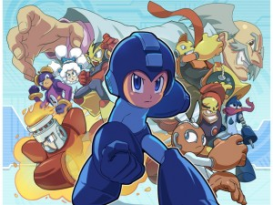 Mega Man Board Game Gets Funded
