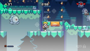 Mutant Mudds Deluxe is Out Now on PS3 and Vita