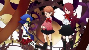 First Samples of Persona Q's Music