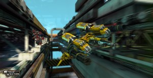 Strike Vector, a Breakneck Speed Aerial Combat Game, is Quite the Looker