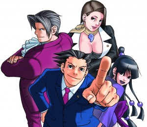 Debut Trailer for Ace Attorney Collection