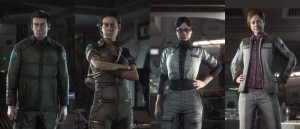 Learn How the Cast of Alien: Isolation Was Crafted
