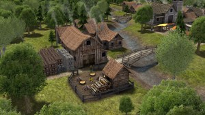 These Moving Screenshots of Banished are Downright Mesmerizing