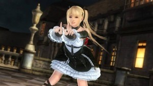 See Marie Rose from Dead or Alive 5 Ultimate in Action