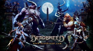 Deadbreed – a New MOBA from the Designer of Just Cause