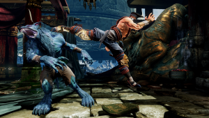 Killer Instinct Patch Swaps Freebie Character from Jago to Sabrewulf