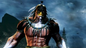 Sabrewulf is Swapped out for Thunder in Killer Instinct