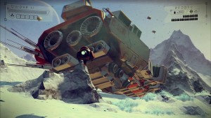 "Nearly All Terrain is Explorable in No Man's Sky, Aiming for 60FPS, ""Console Gameplay"""