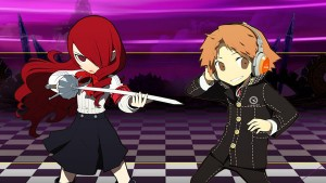 New Trailers for Persona Q Featuring Mitsuru and Yosuke