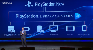 Sony Reveals Playstation Now, a Streaming Service for PS1, PS2 and PS3 Games