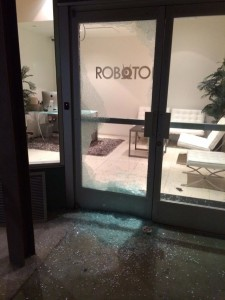 Thieves Attempt to Rob the Robotoki Studio, Robert Bowling Scares Them Away