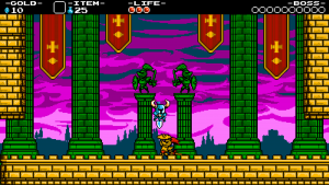Shovel Knight Has Hit Alpha, So Here's a New Trailer