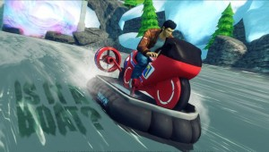 Sonic & All-Stars Racing Transformed is Available on iOS, Droid