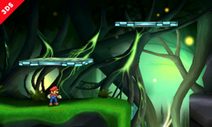 First Single Player Screenshot of New Super Smash Bros. on 3DS is Revealed