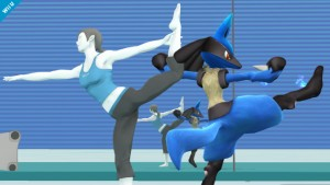 Lucario is Confirmed for Super Smash Bros.