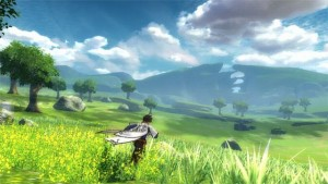 Tales of Zestiria: New Screens & Story Details
