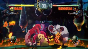 A Ghoulish New Fighter, The Chainsaw Incident, is Coming to PS4, Vita
