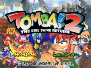 Tomba! 2 and Double Dragon Fighter Join the Import PSOne Classics