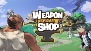 Weapon Shop De Omasse is Available Now