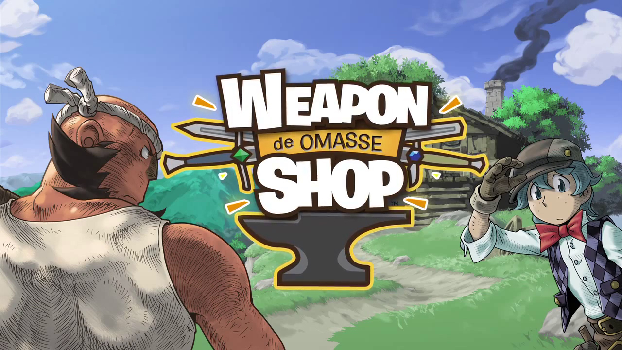 Weapon Shop De Omasse is Available Now - Niche Gamer