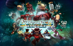 Awesomenauts Assemble is Launching Next Month on PS4