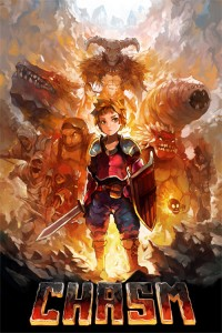 Chasm is Alive and Well, Shaping Up Nicely