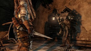 Here's Nine Minutes of Brutality from Dark Souls II